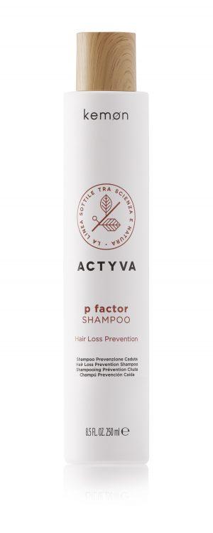 Kemon Actyva P Factor Hair Loss Prevention Shampoo 250ml