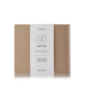 Kemon Actyva P Factor Intensive lotion men hair loss Prevention 6ml