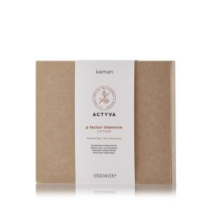 Kemon Actyva P Factor Intensive lotion women hair loss Prevention 6ml