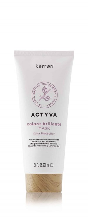 Kemon Actyva colore brillante mask colour protect 200 ml