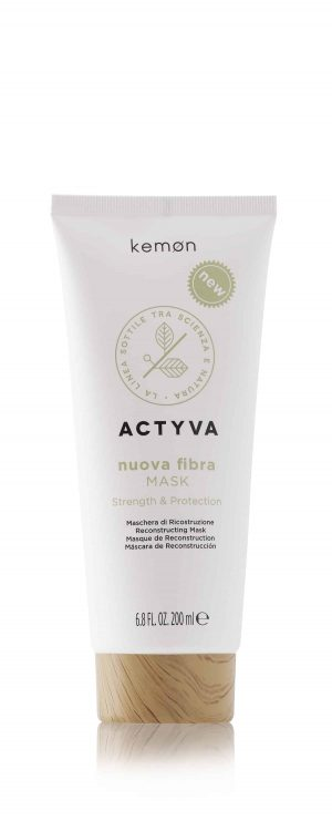 Kemon Actyva nuova fibra mask strength protection mask 200 ml