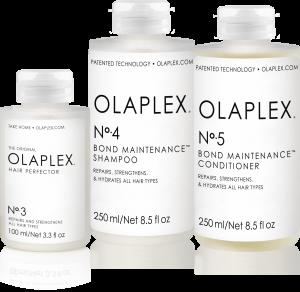 Olaplex Trio Set System