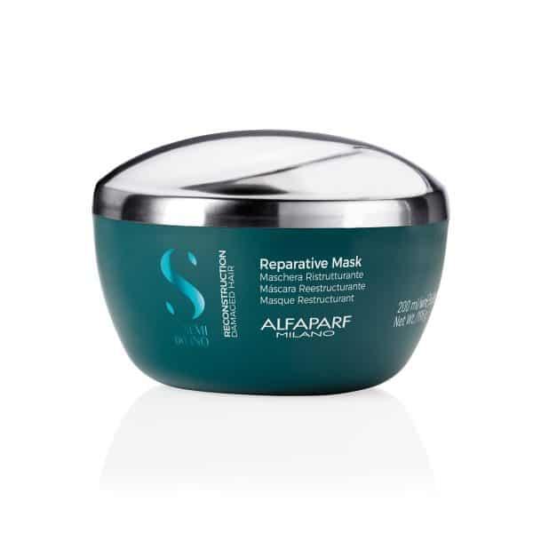 Semi Di Lino Reparative Mask Damaged Hair Repair Treatment